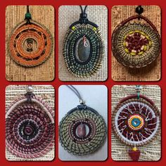 Updates from Sheripineneedle on Etsy Pine Needle Crafts, Crafts To Make, Arts And Crafts, Pine Needle Baskets, Linen Stitch, Pine Needles, Macrame Patterns, Nature Crafts, Textiles