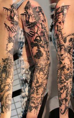 tattoo sleeve ideas a3