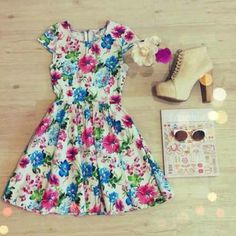 Zeliha's Blog: Pretty Floral Summer Dress Ғσℓℓσω ғσя мσяɛ ɢяɛαт ριиƨ>>>> Ғσℓℓσω: нттρ://ωωω.ριитɛяɛƨт.cσм/мαяιαннαммσи∂/