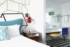 Vagabond Hotel Miami * Interiors Interiors Interiors * The Inner Interiorista