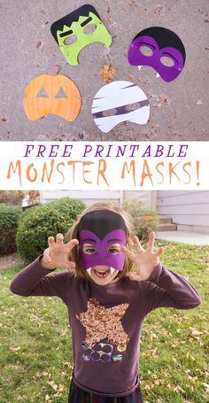 freeprintablemonster