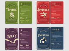 An update to the persona cards I was working on for Shopify Plus customers.