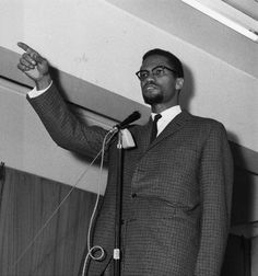 Black Then | The Barnard Revolution: 9 Inspirational Quotes By Malcolm X During His Last Ever Public Speech