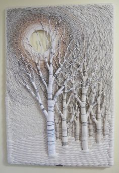 Columbus Arts Fest 2016 Gloria McRoberts Artworks Gallery (bought a smaller tree)