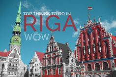 iga has great hotels, excellent restaurants, amazing spas and one of the best shopping in the region. Two world wars and 50 years behind the Iron Curtain led Riga to become today a vibrant metropolis filled with energy and people who know how to live a good life. Take a look at WOW Travel's Top 9 Things To Do In Riga.