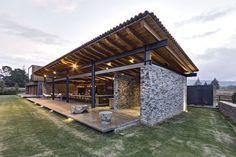 Casa VR Tapalpa,© Marcos García