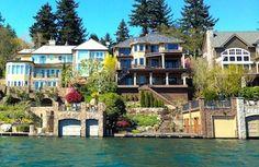 Lake-Oswego-waterfront-homes
