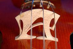 cool violin bridges - Google Search
