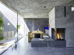 Gallery of Concrete House in Caviano / Wespi de Meuron Romeo architects - 12