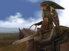 Oh Link, what a long way we've come.  Google Image Result for http://firsthour.net/screenshots/legend-of-zelda-twilight-princess/legend-of-zelda-link-epona-master-sword.jpg