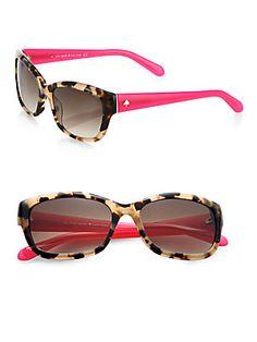 b7a0c455d904 Kate Spade New York - Cat s-Eye Acetate Sunglasses