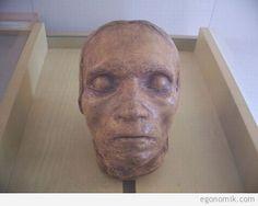 Ludwig van Beethoven - death mask