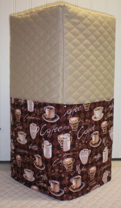 Check out this item in my Etsy shop https://www.etsy.com/listing/225785139/tan-quilted-coffee-theme-cover-for-ninja