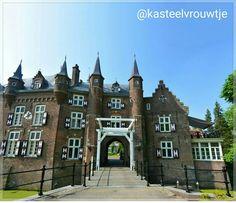 Maurick #castle, Vught, #Brabant, The Netherlands