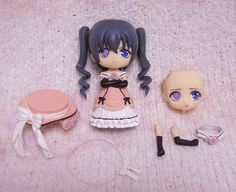 Custom Nendoroid | Custom Nendoroid Ciel Phantomhive: Komadori version | Flickr - Photo ...
