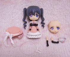 Custom Nendoroid | Custom Nendoroid Ciel Phantomhive: Komadori version | Flickr - Photo ...