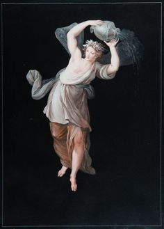 Allegory, attributed to Michelangelo Maestri (dead after 1812)