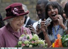 Photobombing the Queen:  Epic Passtime, or National Disgrace.  Discuss.