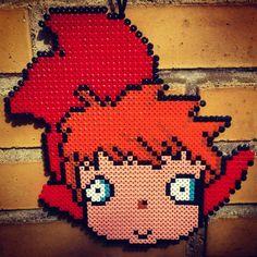 Ponyo hama beads by freiheit101