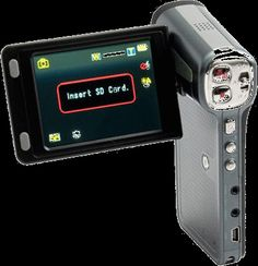Ghost hunting camcorders