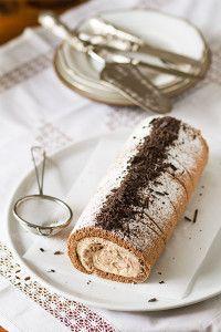 Savory magic cake with roasted peppers and tandoori Cake Roll Recipes, Dessert Recipes, Mini Cakes, Cupcake Cakes, Tandoori Recipes, Tiramisu Recipe, Savoury Cake, Yummy Cakes, Sweet Treats