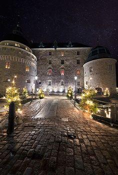 .~Orebro Castle, Sweden by Mikael Sundberg, via 500px by Amba09~.