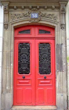 Pinta tu puerta cayenne