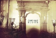 Camp half blood.