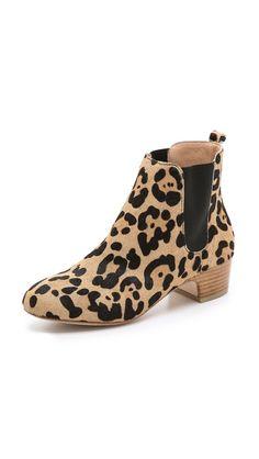 3d07377acb30 Marais USA Ringo Haircalf Booties $173.60 sale Chunky Boots, Pretty Shoes,  Beautiful Shoes,