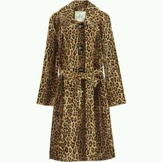 Anything leopard print is a must for this gal.