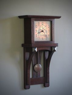 Woodworking With Resin Woodworking With Resin, Woodworking Projects Diy, Woodworking Clamps, Craftsman Style Furniture, Craftsman Interior, Metal Clock, Wood Clocks, Craftsman Wall Clocks, Wood Shop Projects