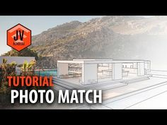 Curso SketchUp y VRay 01: Photo Match Desktop Screenshot, World, Youtube, Tutorials, The World, Youtubers, Youtube Movies, Wizards