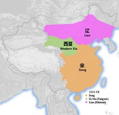 Northern Song (960-1127) in 1111