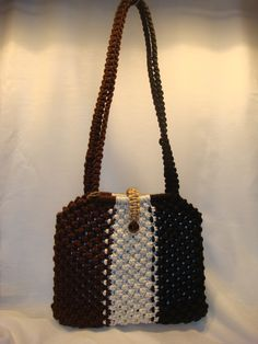 macrame handbag handles - Google Search