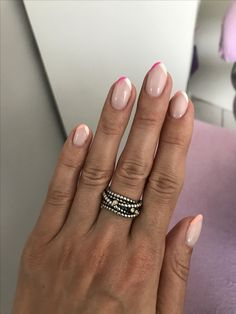 Nails Pandora ring