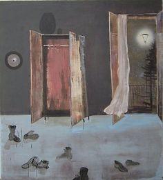 NORBERT SCHWONTKOWSKI  The Empty Room (Das Leere Zimmer)