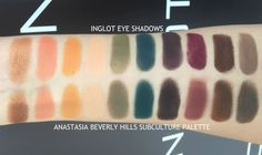 Anastasia Beverly Hills – Subculture. If you haven't heard about this palette yet, its Anastasia Beverly Hills newest palette. The idea of the palette is to be the sister palette to the…
