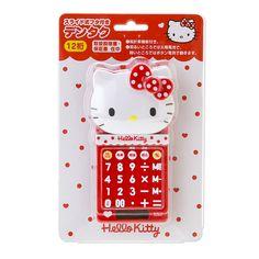 Hello Kitty Mini Calculator Sanrio online shop - official mail order site