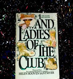 And Ladies of the Club: Helen Hooven Santmyer: The BEST book ever.  It is an epic story with generations of characters.  The historical references are spot on, and the text is sprinkled with many actual people from history.  The book is over 1100 pages, and I have read it at least 20 times!  I am ready to read it again, but I want a Kindle version!