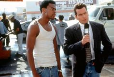 """The final scene of the film """"Money Talks"""" with Chris Tucker & Charlie Sheen was shot in the L.A Memorial Coliseum."""