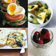26 Quick Breakfasts That Will Fill You Up Until Lunch As much as I love breakfast, all too often I find myself pressed for time and reaching for a mere apple on my way out the door … only to be. Breakfast Bowls, Best Breakfast, Breakfast Recipes, Breakfast Ideas, Power Breakfast, Second Breakfast, Protein Breakfast, Health Breakfast, Brunch Ideas