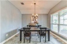 FOR SALE: 9958 Morgan Creek Ln Brookshire, TX 77423: Dining Room