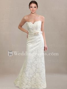 Find romantic lace wedding dress online from the best brand. Good service and fast shipment.