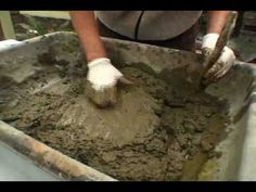 How to - Concrete Mold and Plaque Pouring