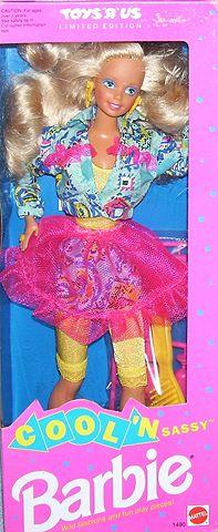 Cool 'n Sassy Barbie