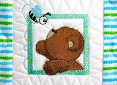 Bears 2 with Mylar Sample