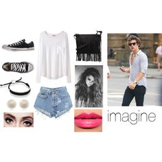 """harry styles imagine"" by pariswithnarry on Polyvore"