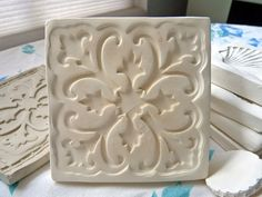 relief clay stamps | Like this item?