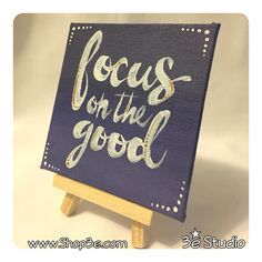Just focus on the good😉. ✔️More motivational #magnets coming soon!    #shop3e #thereal3estudio #shopnow #artmagnets #perfectlittlegift #gift #giftideas #giftforher #handcrafted #byhand #artistry #craft #painting #acrylic #artwork #wallart #deskdecor #desk #refrigeratorart #focusonthegood #motivation #quoteoftheday #mondaythoughts #mondayvibe #focused #inspire #yolo #summer