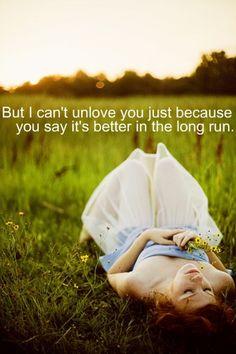 Better in the Long Run- Miranda Lambert